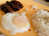CD Meal: Angus Beef Tapa *Note: We were hungry, so we forgot to take a decent photo for this one. :)