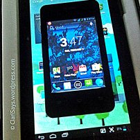 CloudFone Excite354g over CloudPad 705w