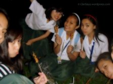 mang Larrys College Days Two
