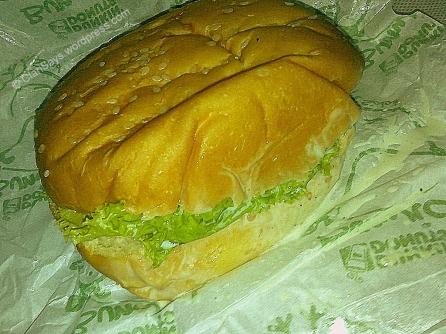 Chicken Salad Bunwich
