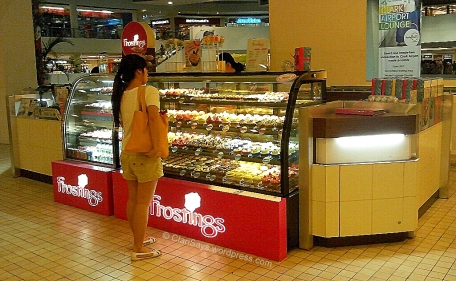Frostings Trinoma