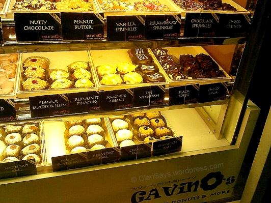 Gavinos Japanese Donuts Front