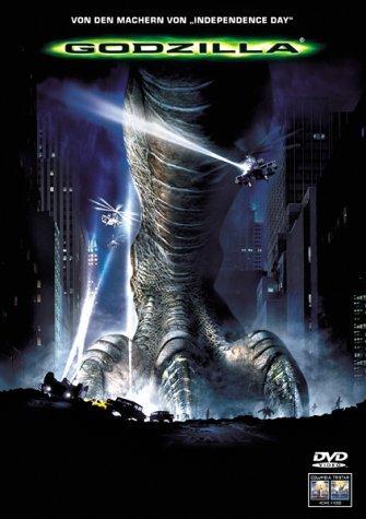 Godzilla 1998 Poster from imdb.com