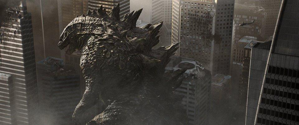 Godzilla (2)