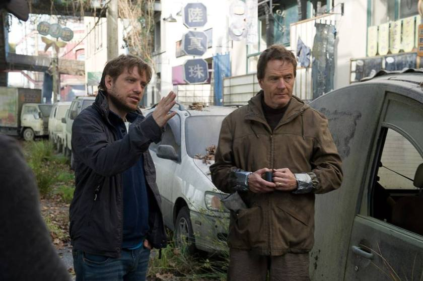 Godzilla - Gareth Edwards with Bryan Cranston