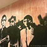 Chef Pauls Wall Design