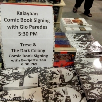 Free Comic Book Day – Setting the Record 2013 Trese