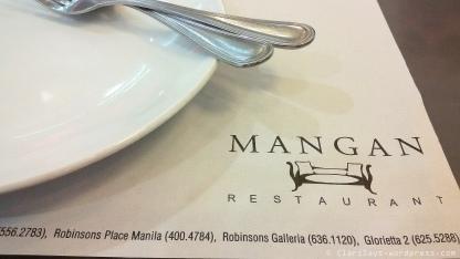 Mangan - Table