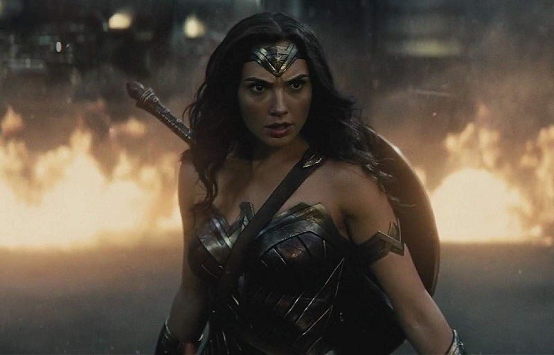Thoughts on Batman v Superman - WonderWoman