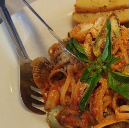 Burgoo - Seafood Linguine