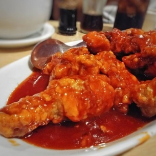 New City Food House - Buttered Chicken