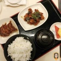 Osaka Ohsho - Crispy Pork Teriyaki Set 2