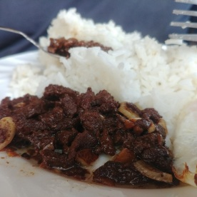 Tapa Rice Meal Php80