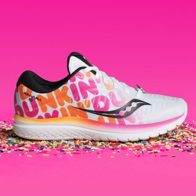 Saucony x Dunkin Campaign Image (3)