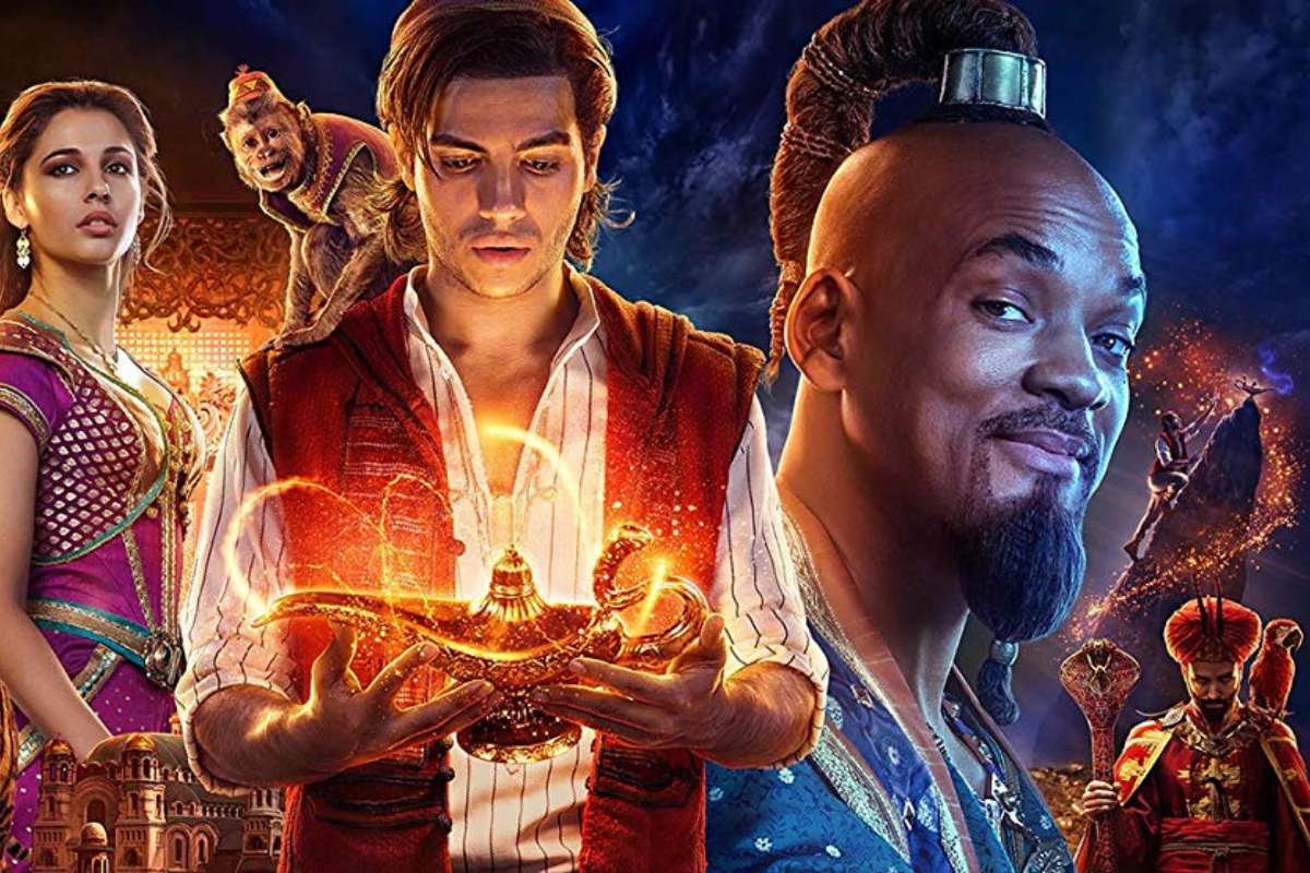 aladdin DISNEY]»aladdin Disney 2019 △▾⊕ (The Lion King