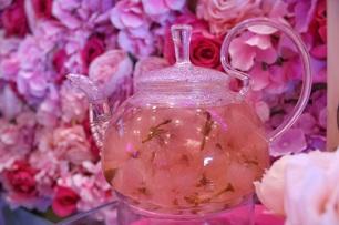 Traditional Cherry Blossom Tea