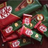 Limited-Edition Kit Kat Gold & Kit Kat Popcorn Break One and Pass! (5)