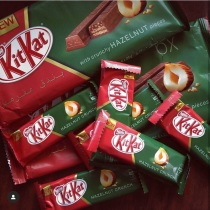 Limited-Edition Kit Kat Gold & Kit Kat Popcorn Break One and Pass! (5)