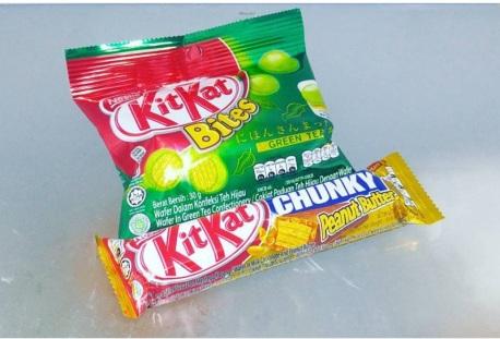 Limited-Edition Kit Kat Gold & Kit Kat Popcorn Break One and Pass! (6)