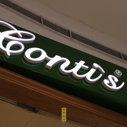 Conti's Bakeshop & Restaurant, The Block, SM City North EDSA (1)