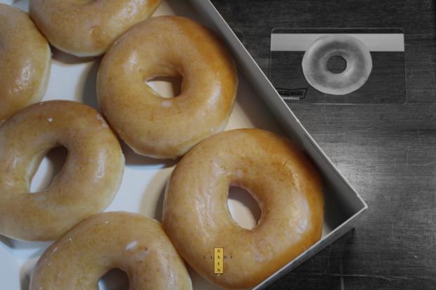 Krispy Kreme Doughnuts, Trinom by Clarisays (1)