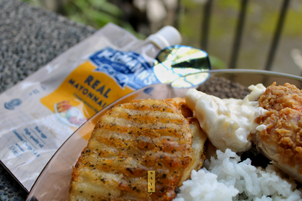 Perfect Pairing Fried Chicken & Hellmann's Real Mayonnaise (2)