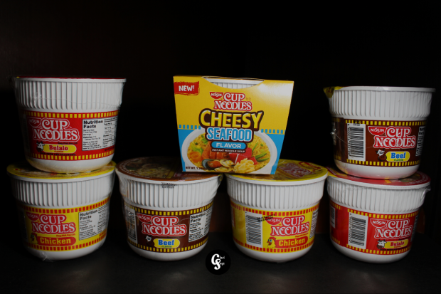 Cheese Worth it! Nissin Cheesy Seafood Noodle Soup by Clarisays (2)