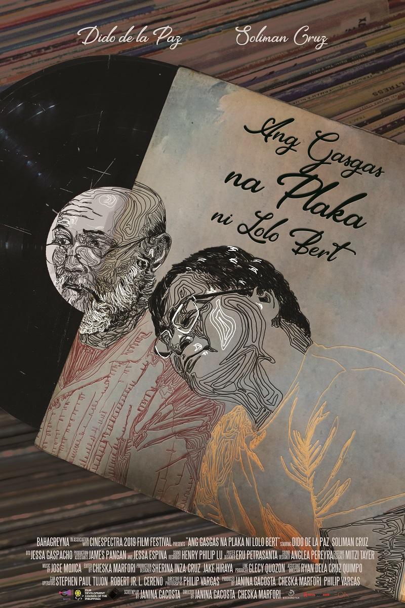 Ang Gasgas na Plaka ni Lolo Bert Poster