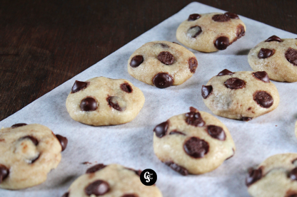 Soft, Chewy and Loaded with Chocolate Chips Chookies' Baked Goodies (2)