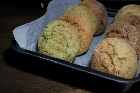 Delicious Chewy Buns by Pastry Amore (2)