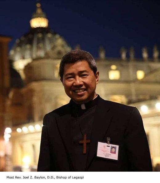 Fr Joel Baylon (Albay Cathedral)