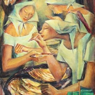 ANITA MAGSAYSAY-HO -Tinapa Vendors