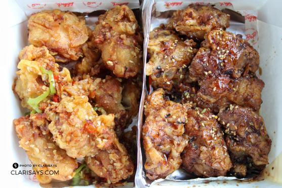 Boneless Double-Fried Chicken