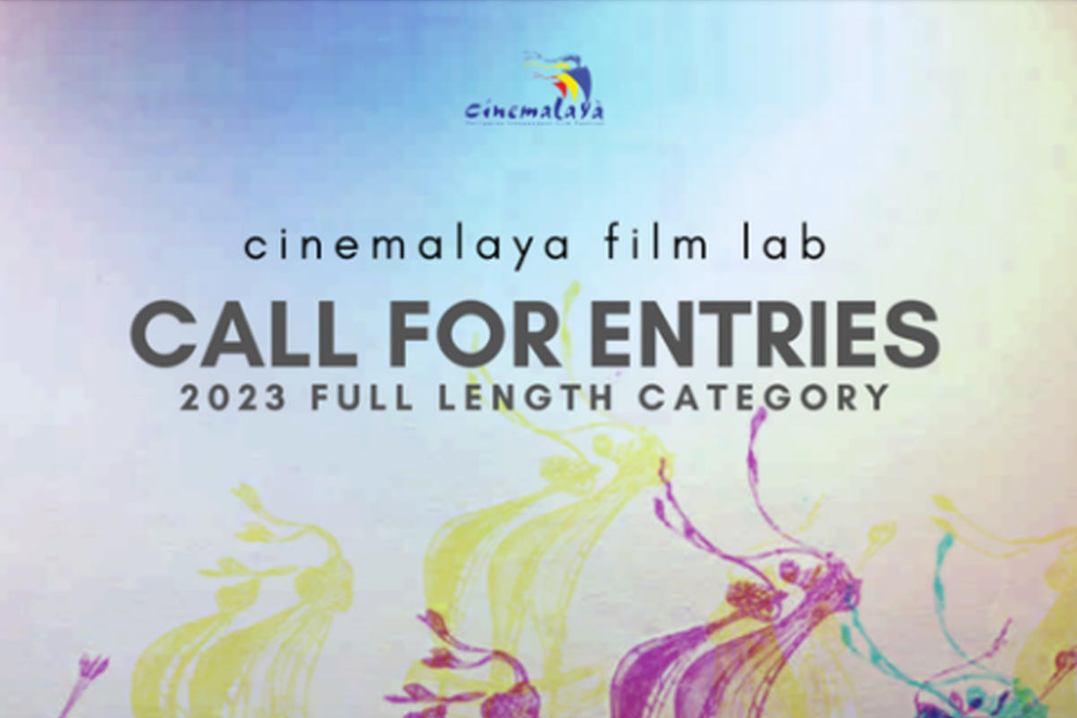 Cinemalaya Sails to New Direction, Creates Film Lab